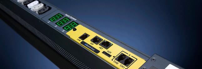 Data Center Rack PDU