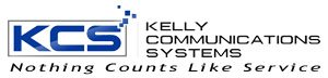 Kelly Communications Systems Sticky Logo